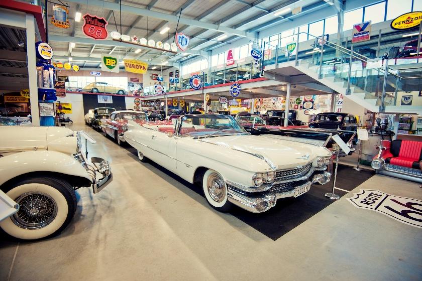 Classic Car Museum Visit Hamilton - Classic car museum