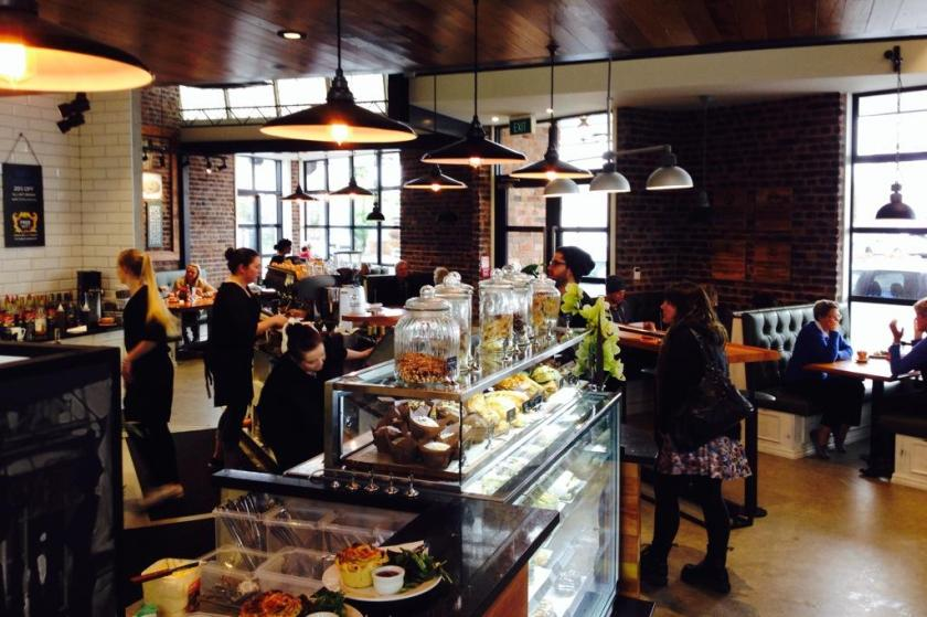 Coffee Culture Visit Hamilton
