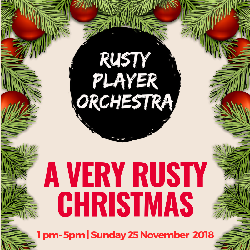 a very rusty christmas sunday 25 november 2018 100 am sunday 25 november 2018 500 am - Christmas Sunday
