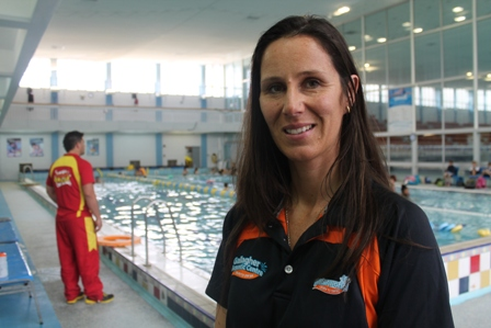 Christine hunger hamilton pools for Gallagher swimming pool hamilton